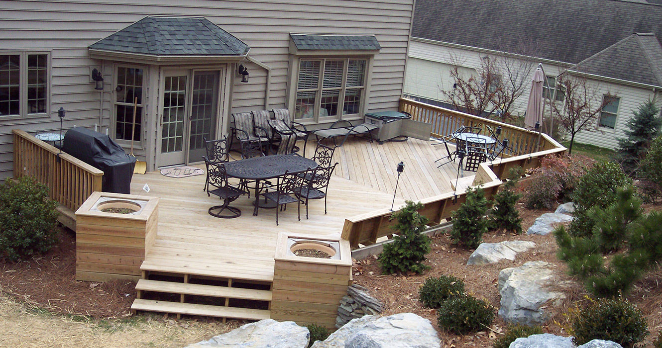 Decking & Porches | MBC Remodeling